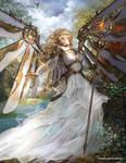 [Dragoborne] Angel of Silence
