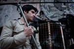 Alex Shepherd- Silent Hill Homecoming