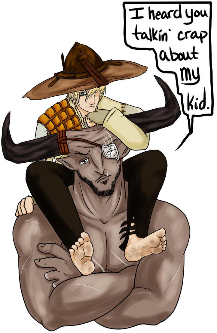 My Kid by Mythtress