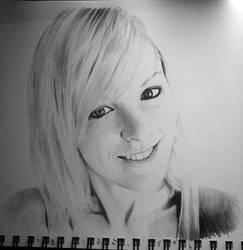 portrait from a selfie 17