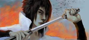 Kusanagi by FuzzyTingleTimes