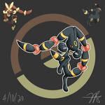[Commission] Pokemon Fusion - Lopreon