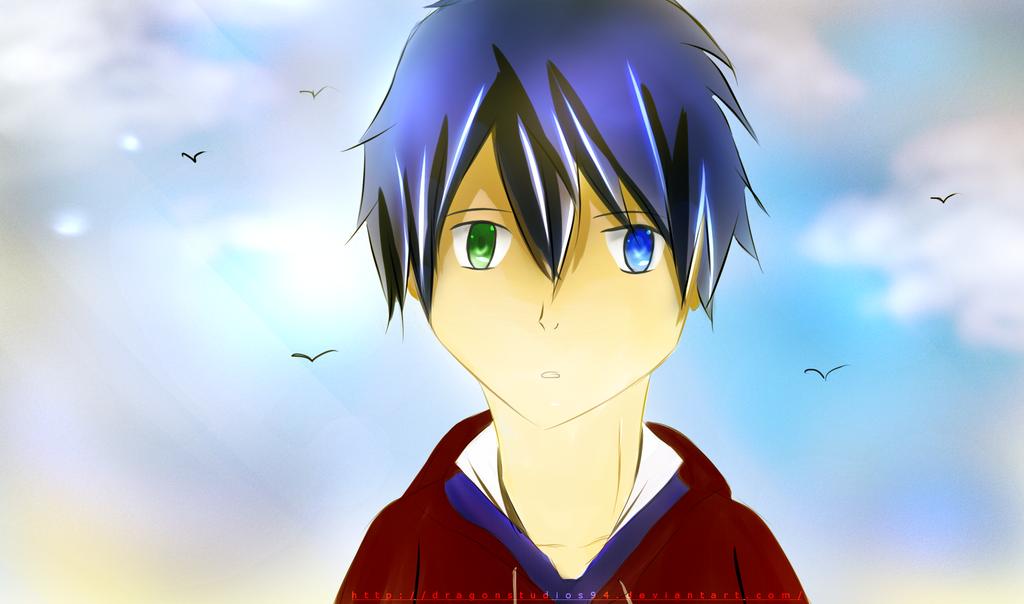 Teshiro [Original Charakter] by DragonStudios94