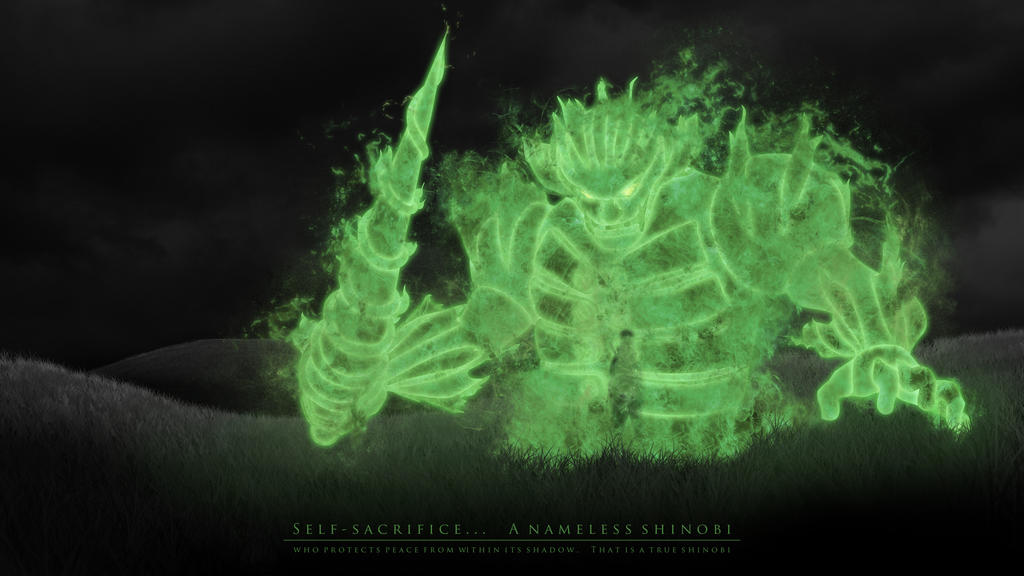 Shisui Uchiha Susanoo Wallpaper By Sixpathsrinnegan On Deviantart