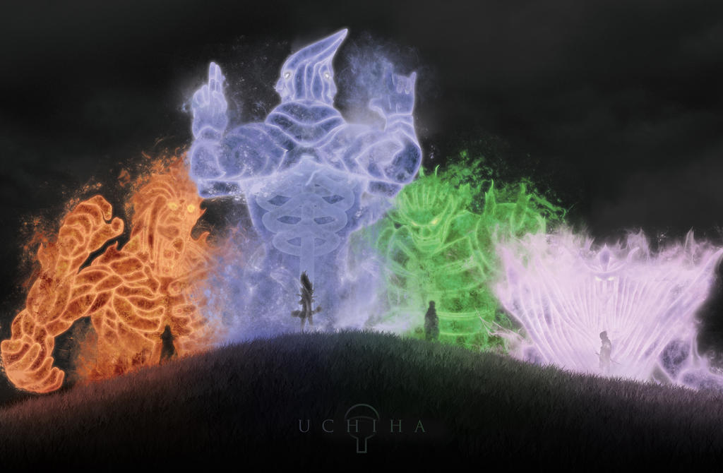 Uchiha Susanoo's Compilation by SixPathsRinnegan on DeviantArt