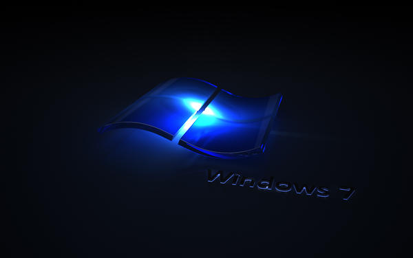 Windows 7 Blue Wave by dwr08