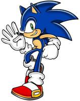 SA4 Sonic -repost- by SabbyBug