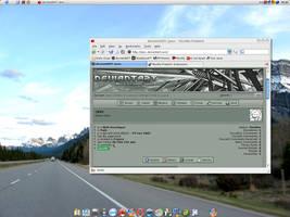 Desktop by jeex