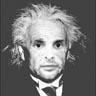 Jeex + Einstein? by jeex