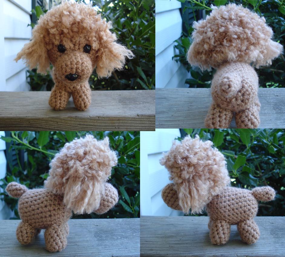 Poodle Amigurumi by Satomi-Rikku on DeviantArt