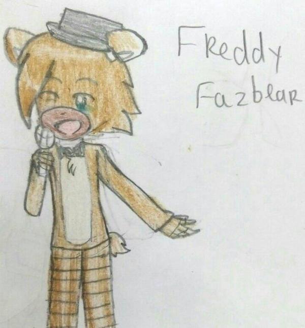 Freddy Fazbear by Barakokoro