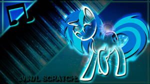 ~Vinyl Scratch Wallpaper~