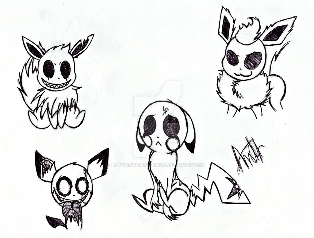 Pokemon Creepypasta by CaptainWackywhiskers on DeviantArt