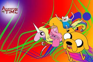 Adventure time by XTsukiXhimeX