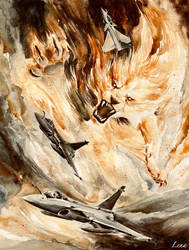 Starfire by Skylerskadi