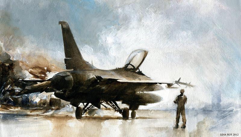 Last Flight by Skohel