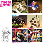Metagame Illustrations