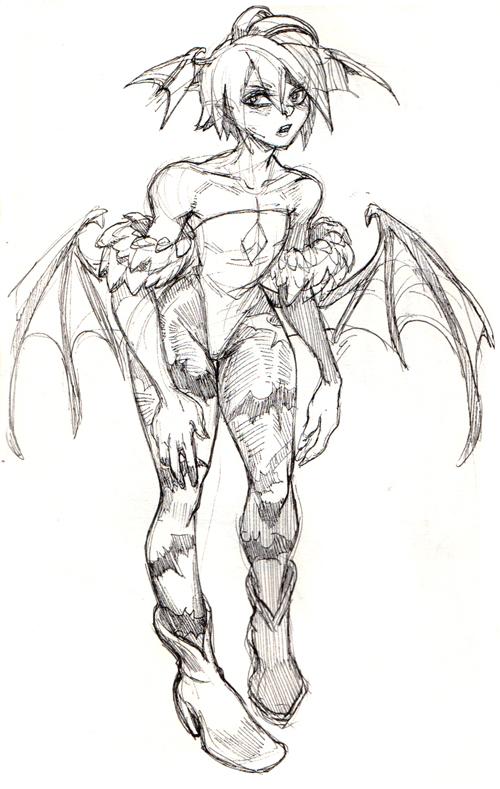 Lilith by mishinsilo