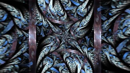 Razor Flower 1920 x 1080 by sjdebdaly