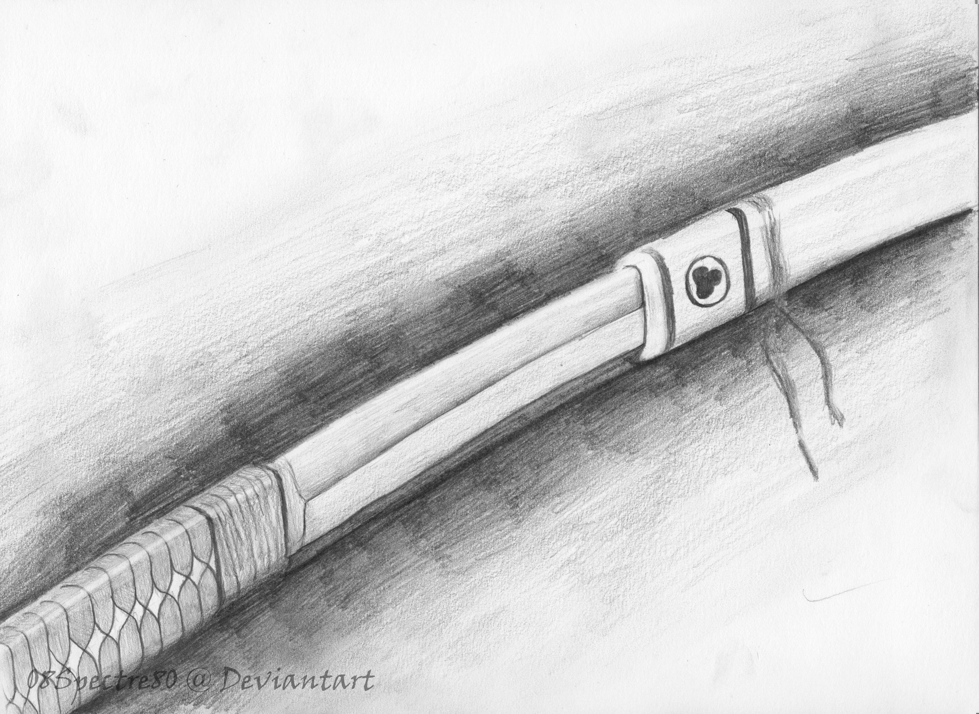Samurai Sword ver 2 by sjdebdaly on DeviantArt