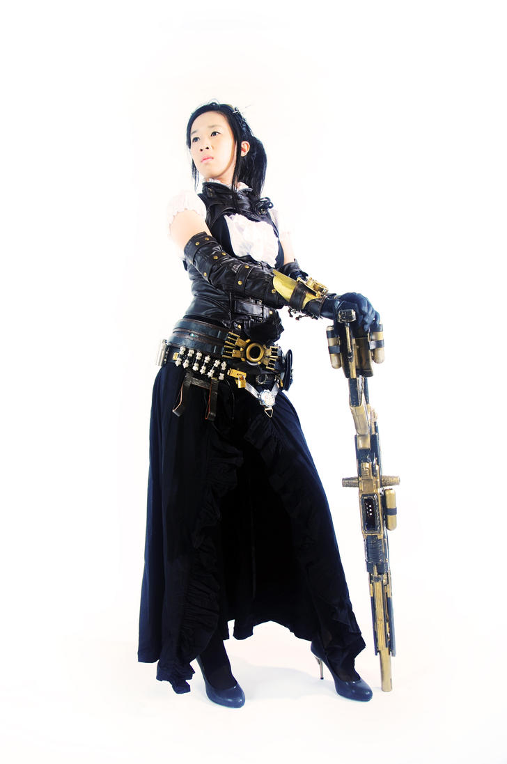 Lady Mechanika Studio Shoot 05 by Crimson-Shirou