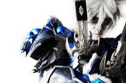 WOW Death Knight Cosplay