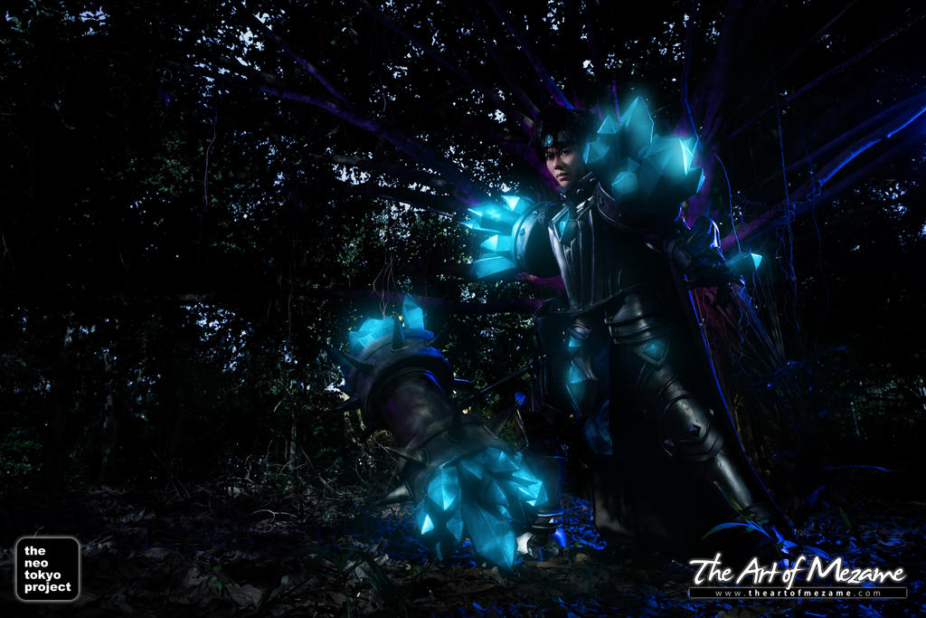 Taric, the Gem Knight by Crimson-Shirou
