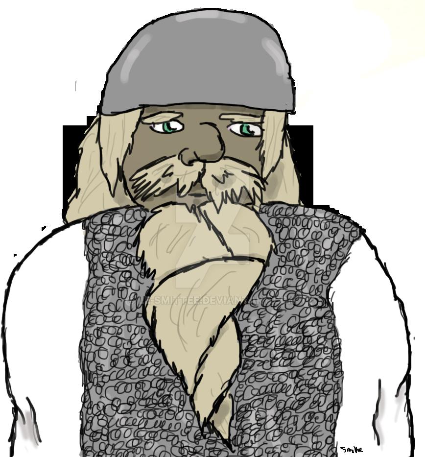 Dandwin the Dwarf by Le-Smittee