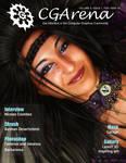 CGArena Cover - Vanessa by rafater
