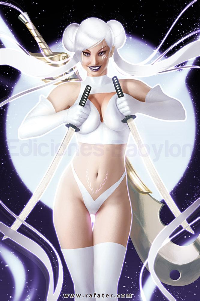 White Ninja by rafater