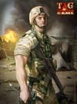 TAG - Anti-terrorist 13 by rafater
