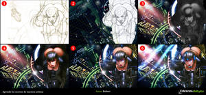 Step-by-step for EROS cover