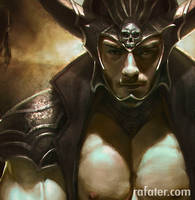 Lord of souls by rafater close-up by rafater