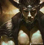 Lord of souls by rafater close-up