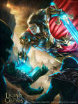 Legend of the Cryptids - Aloof Swordsman Advanced