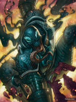 Agent venom by Rafater by rafater