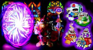 [Sonic Mania] - The Hard-Boiled Heavies