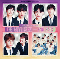 The Boyz - Serio Cosiero [PNG PACK] by GiosylZhang