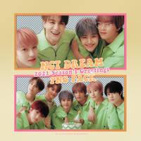 [NCT DREAM] 2021 Season's Greetings - PNG PACK