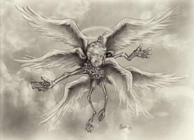 Seraph by MrBonecracker
