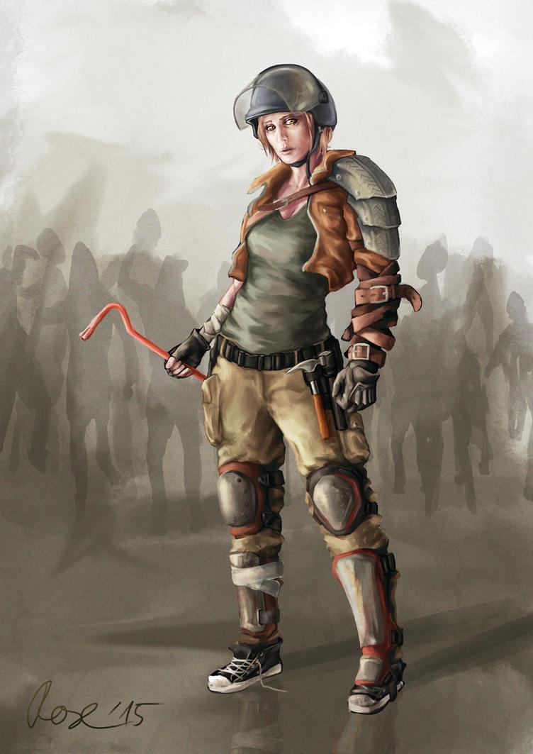 scavenger by MrBonecracker