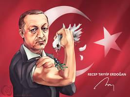 Erdogan by MrBonecracker