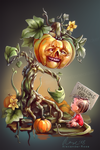 It's the Great Pumpkin, Charlie Brown by MrBonecracker