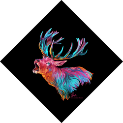 funky stag