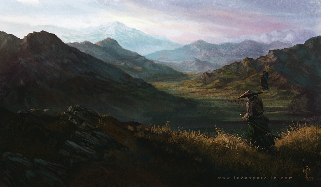 Wherever I may roam by LucasParolin