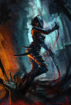 Rogue - Shadow - Assassin