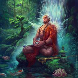 Meditation by LucasParolin
