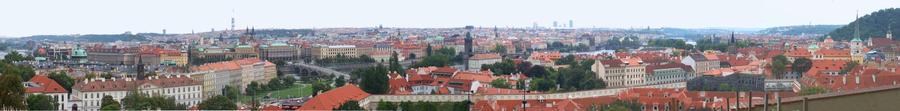 Prague Panoramic