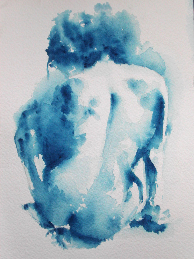 Aquarelle by mathilde-defresne