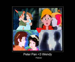 Motivational poster: Peter Pan